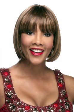 H280-V by Vivica Fox Wigs - Human Hair Wig