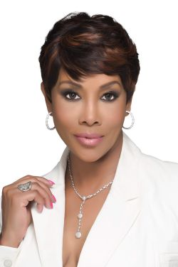 H302-V by Vivica Fox Wigs - Human Hair Wig