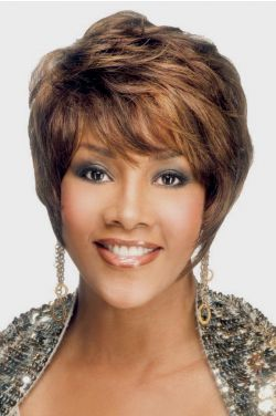 H311 by Vivica Fox Wigs - Human Hair Wig
