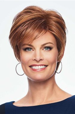Instant Short Cut Wig by Hairdo Wigs - Heat Friendly Synthetic Wig