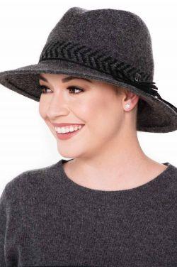 Harlow Wool Fedora | Stylish Winter Hats for Women