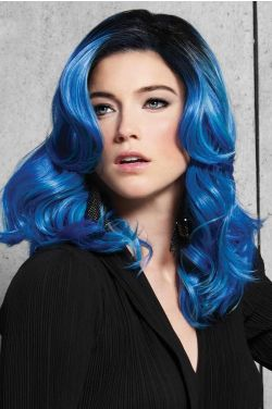 Blue Waves by Hairdo - Heat Friendly Wigs