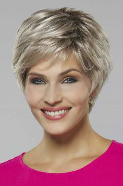 Iris by Henry Margu Wigs - Lace Front, Monofilament Top Wig