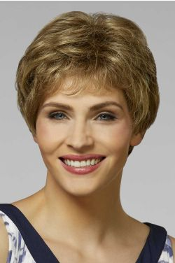 Monica by Henry Margu Wigs - Monofilament, Lace Front Wig