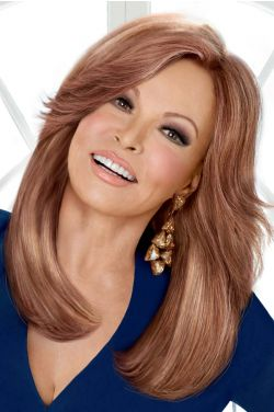 High Fashion by Raquel Welch Wigs - Remy Human Hair, Hand Tied, Lace Front, Monofilament Wig