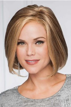 High Society by Eva Gabor Monofilament, Lace Front Wigs