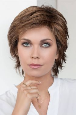 Fame by Ellen Wille Wigs - Mono Top, Hand Tied, Extended Lace Front Wig