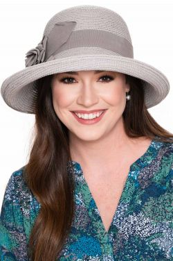 Imogen Kettle Brim Cloche Hat | Stylish Summer Hats for Women |