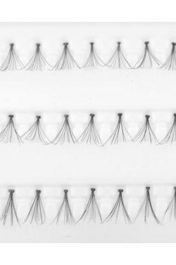 Eyelash #300:  Individual Flare Eyelashes - Choose Your Length