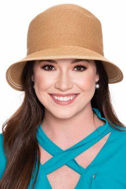 Ingrid Cloche UP 50+ Sun Hat | Packable Summer Hat for Women