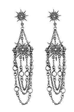 Star Bright Drop Earrings | Nickel & Lead Free Earrings