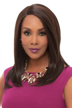 Jill by Vivica Fox Wigs - Heat Friendly Synthetic, Lace Front Wig