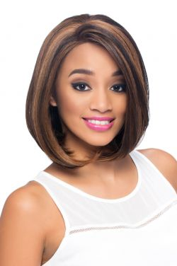 Jinny by Vivica Fox Wigs - Deep Swiss Lace Front Wig