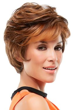 Judi by Jon Renau Wigs - Hand Tied, Monofilament Top Wig