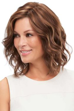 Julianne by Jon Renau Wigs- Hand Tied, Monofilament, Lace Front Wig