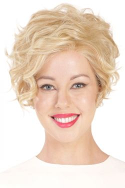 Kahlua by Belle Tress Wigs - Lace Front, Partial Monofilament Top Wig
