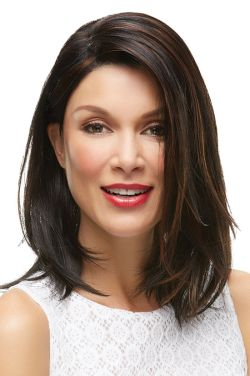 Karlie by Jon Renau Wigs - Lace Front, Monofilament, Hand Tied Wig