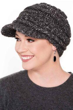 Keegan Cashmere Blend Cap | Winter Hats for Women