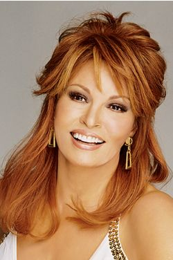 Knockout by Raquel Welch Wigs - Human Hair, Monofilament Wig