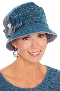 Krissi Winter Wool Bucket Hat | Winter Hats for Women