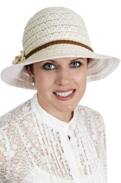 Lace Bucket Hat | Summer Hats for Women |