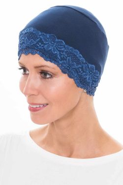 Aloe Vera Sleeping Cap | Lace Sleep Hat
