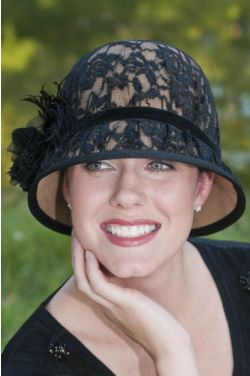 Lacey Cloche Hat