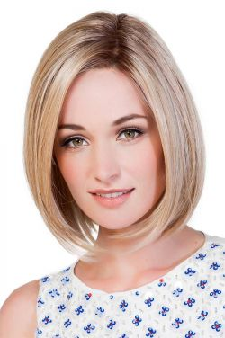 Lady Latte by Belle Tress Wigs - Heat Friendly Synthetic, Monofilament, Lace Front Wig