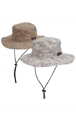 UPF 50+ Camo Boonie Hat | Sun Protected Hats for Men