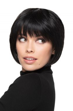 Le Bob by TressAllure Wigs - Heat Friendly Synthetic, Lace Front, Monofilament Top Wig