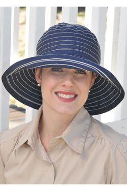 Leslie Ribbon Braid Hat