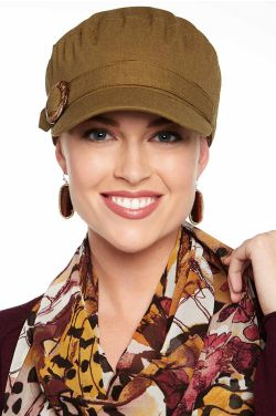 Logan Hat | Newsboy Cadet Caps for Women