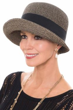 London Hat | Vintage Retro Style Cloche Hat | Summer Hats for Women