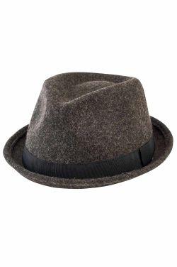 Men's Wool Porkpie Hat | Wool Hats for Men