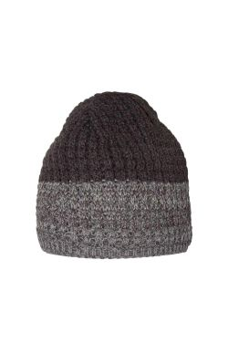 Men's Two Tone Knit Beanie with Fleece Lining | Beanies for Guys