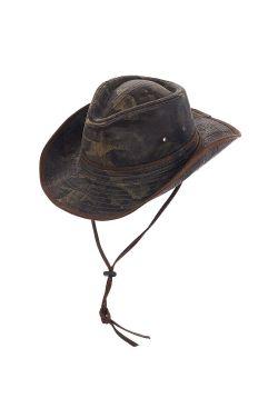 Cotton Camo Men's Safari Hat | Brimmed Hats for Guys