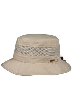 Bug Repellent Mesh Drawstring Bucket Hat | UPF 50+ | Mens Fishing Hat