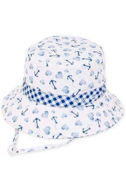 Splish Splash Anchor Hat | Sun Hats for Kids and Children