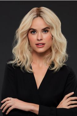 Margot by Jon Renau Wigs - Lace Front, Single Monofilament, Hand Tied, Remy Human Hair Wig