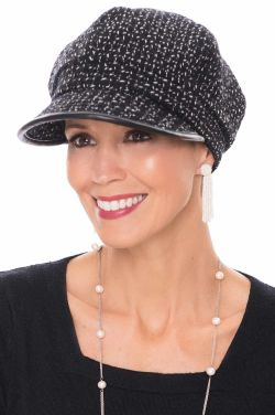 Marilyn Newsboy Hat | Newsboy Caps for Women