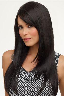 McKenzie by Envy Wigs - Monofilament Part
