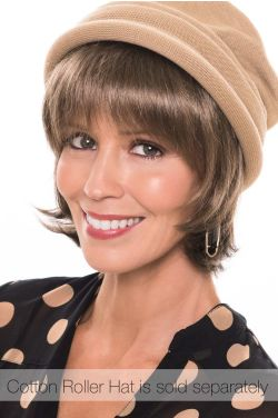 Cardani Medium Hair Halo - Hairpiece for Hats | Hats with Hair