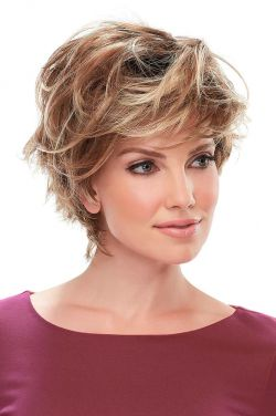 Meg by Jon Renau Wigs - Double Monofilament, Hand Tied Wig