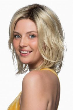 Mellow by Estetica Designs Wigs - Hand Tied, Lace Front, Monofilament Part Wig