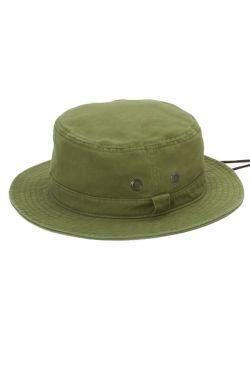 Men's Cotton Bucket Hat