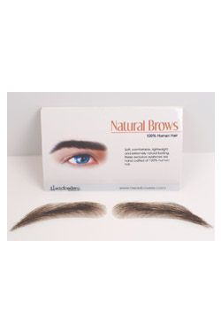 FACTORY SECONDS: Realistic Eyebrows for Men