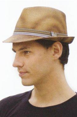 Mens Fedora Hats | Mens Ombre Fedora