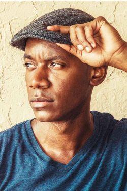 Men's Wool Blend Herringbone Driver Cap with Snap Back | Men's Driver Caps