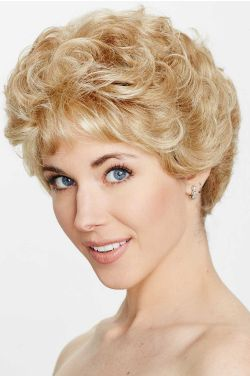 Mesa by Dream USA Wigs - Hand Tied, Double Monofilament Wig