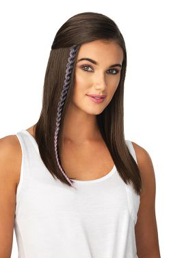 Metallic Braid Extension - POP by Hairdo Wigs